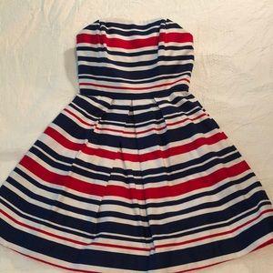 Vineyard Vines Summer strapless dress size 4